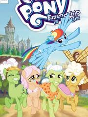 彩虹小馬G4:友情就是魔法